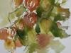 aquarel lampionnetjes II maat 30x24 cm