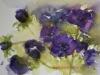 aquarel-studie-anemonen maat 20x30 cm