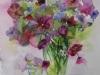 bloemenpracht aquarel te koop