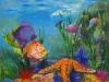 Acryl Sea Life opdracht