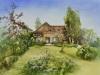 Aquarel-in-opdracht-huis-en-tuin-Joke-Klootwijk-Middelburg