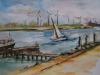 Plein air Buitenhaven Vlissingen 2016