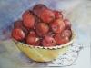 Mand met appels (VERKOCHT)