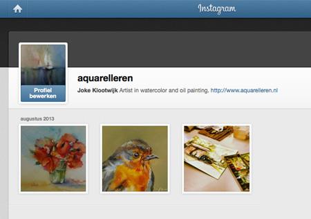 Instagram aquarellerennl