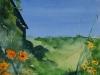 Cursist de tuinen van Giverny