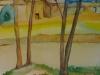 Aquarel cursist-emilia-lucht