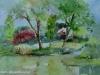 aquarel Park Welgelegen