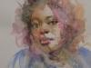 Portret-studie-Dionne-Tipton te koop