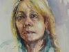 Portret-studie-aquarel-Neil-Lynn