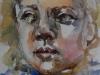 studie aquarel maat 15 x 20 cm