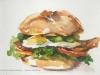 Hamburger-schets-Aquarel-Joke-Klootwijk