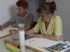 Workshop in atelier Middelburg Joke Klootwijk, 6 personen